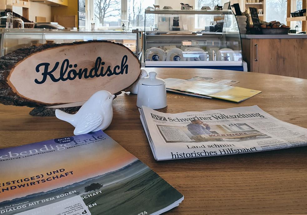 Hofladen auf Luisenhof Wiebendorf